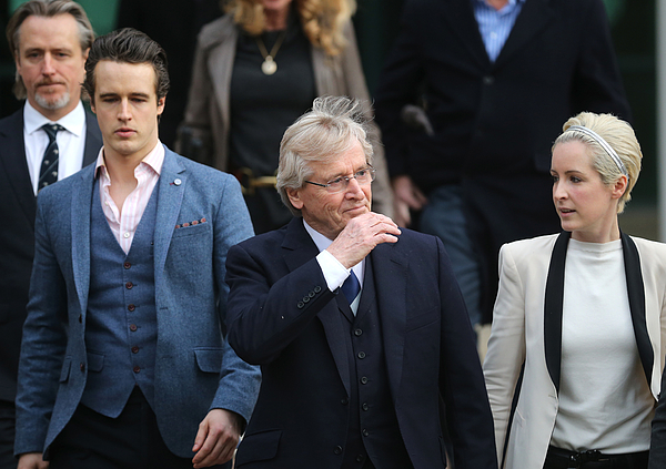 Coronation Street Star William Roache Not Guilty Of Sexual Assault Charges Photograph by Christopher Furlong