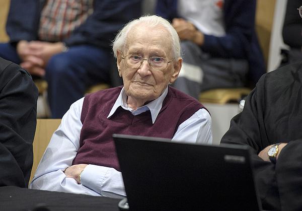 Court Reaches Verdict In Oskar Groening Auschwitz Trial Photograph by Pool
