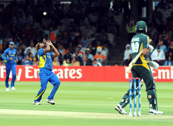 Cricket - Icc World Twenty20 Cup 2009 - Super Eights - Group F - Pakistan V Sri Lanka - Lords Photograph by Anthony Devlin - PA Images