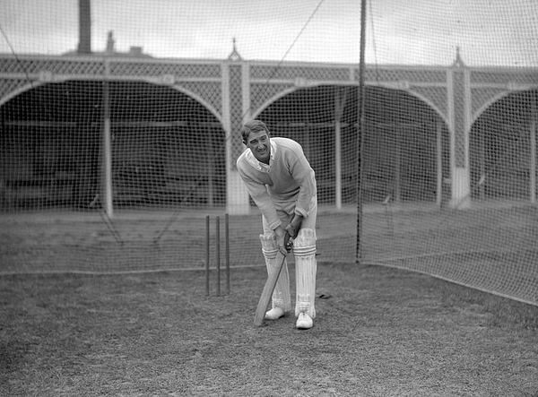Cricket - South Africa in British Isles - South Africa Nets - Lords Photograph by PA Images