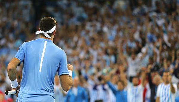 Croatia v Argentina - 2016 Davis Cup Final Photograph by Cezaro de Luca