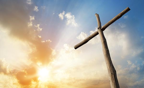 Cross Photograph by Malerapaso