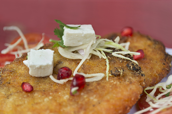 Cutlet served in a plate Photograph by Madhurima Sil