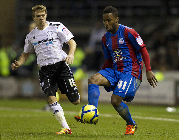 Derby County v Crystal Palace - FA Cup Third Round Photograph by Ben Hoskins