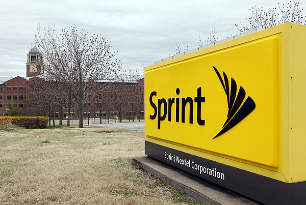 Dish Network Makes $25.5 Billion Offer For Sprint Nextel Photograph by Jamie Squire