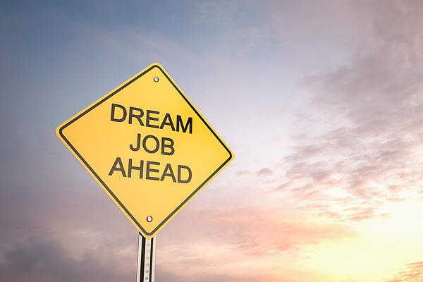 Dream Job Ahead Photograph by Altayb