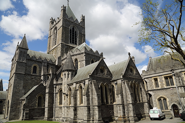 Dublin - Christ church Photograph by Pejft