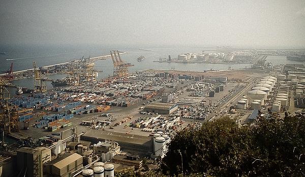 Elevated View Of Harbor Photograph by Cristian Ricciardi / EyeEm