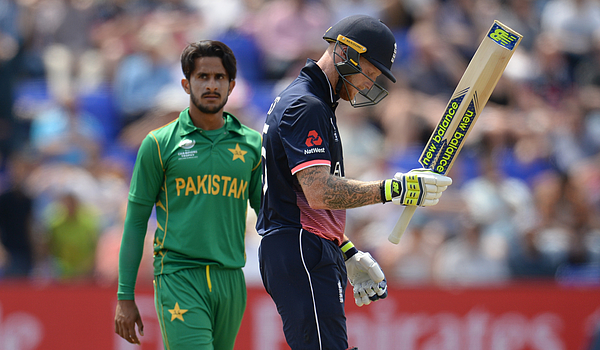 England v Pakistan - ICC Champions Trophy Photograph by Philip Brown