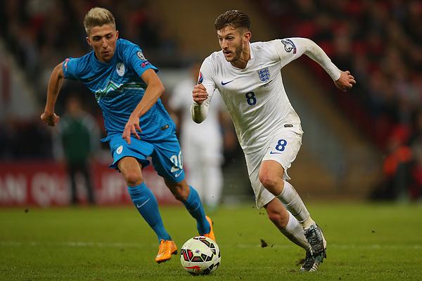 England v Slovenia - EURO 2016 Qualifier Photograph by Bryn Lennon