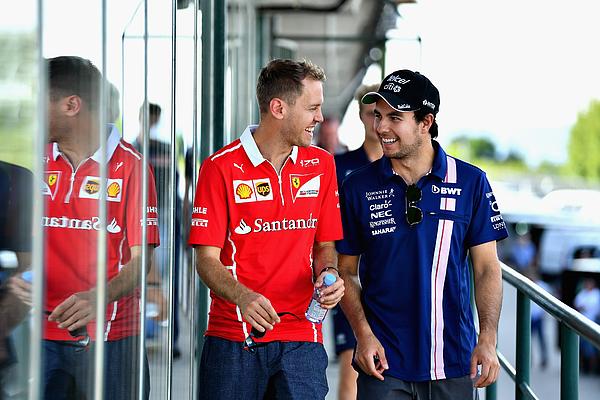 F1 Grand Prix of Hungary - Practice Photograph by Dan Mullan