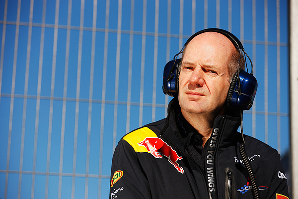 F1 Testing in Valencia - Day Three Photograph by Mark Thompson