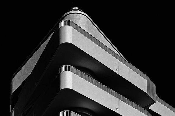 Facade Study Ll Photograph by Anton Schedlbauer