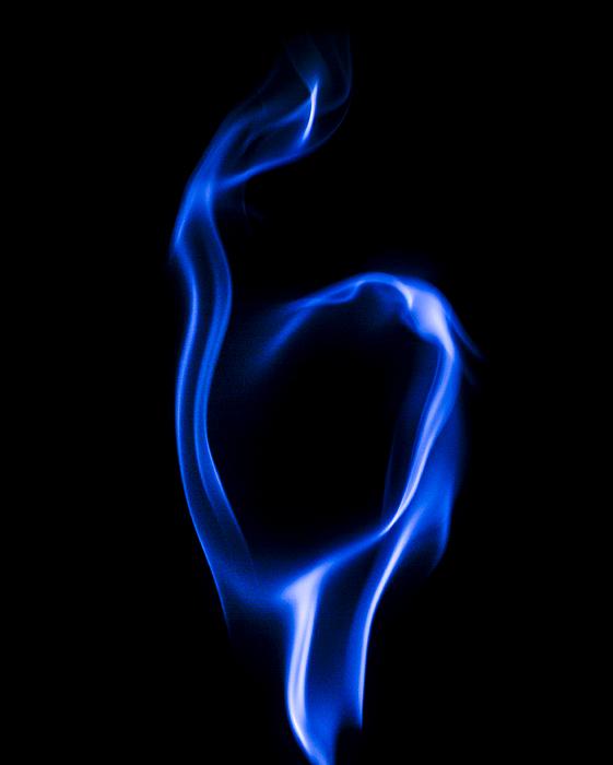 Face In A Smoke Photograph by Muhammad Owais Khan