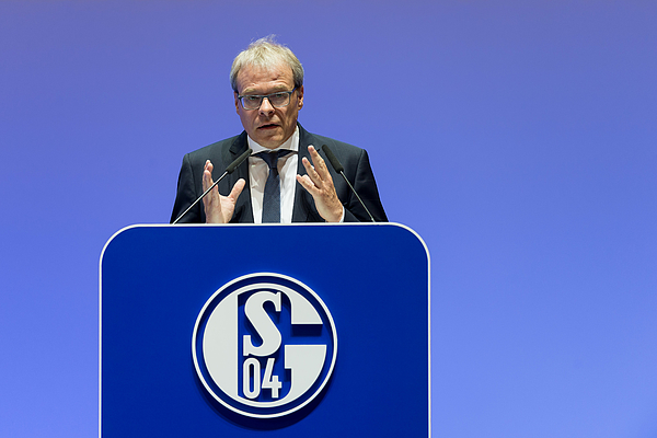 FC Schalke 04 General Assembly Photograph by TF-Images