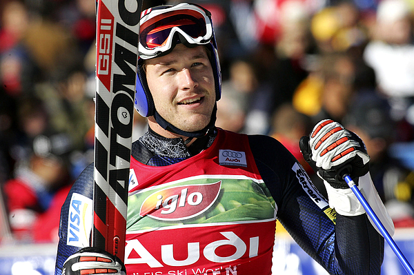 FIS Alpine Skiing World Cup - Mens Giant Slalom Photograph by Agence Zoom