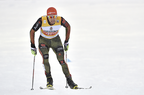 FIS Nordic World Cup - Mens Nordic Combined Team Sprint Photograph by Vianney Thibaut/Agence Zoom