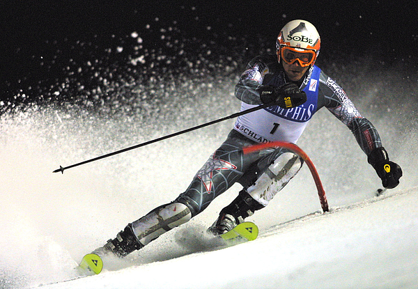 FIS Ski WC Miller Photograph by Agence Zoom