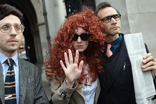 Former Chief Executive Of News International Rebekah Brooks Gives Evidence To The Leveson Inquiry Photograph by Dan Kitwood