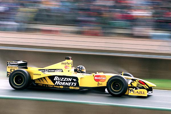 Formula One Motor Racing - French Grand Prix Photograph by John Marsh - EMPICS