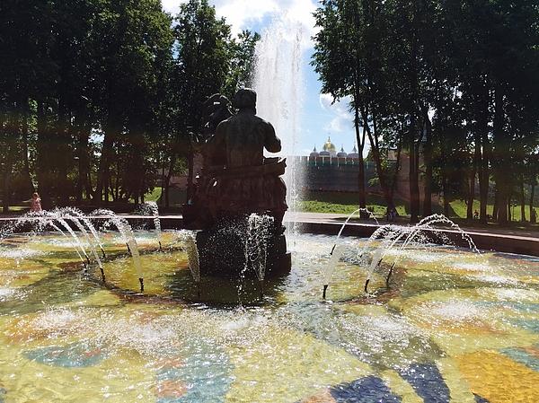 Fountain Sadko At Park Photograph by Tim Chong / EyeEm