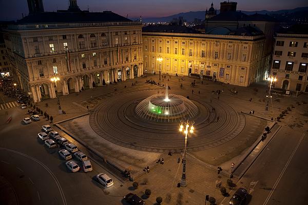 From Ferrari Square Photograph by Fotofojanini