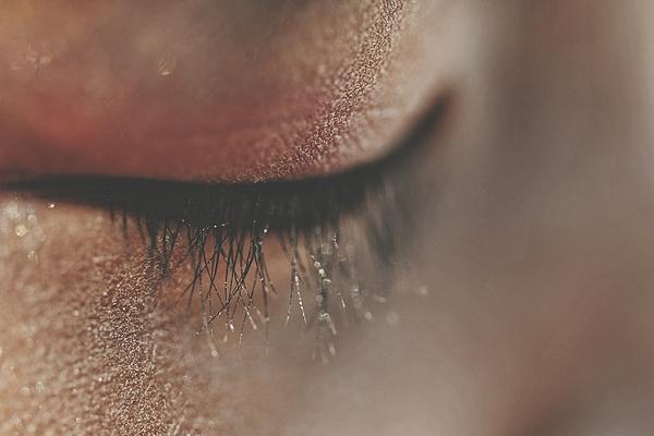 Full Frame Shot Of Human Head Photograph by Belen Rodriguez Martinez / EyeEm