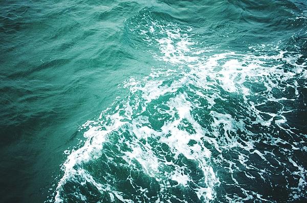 Full Frame Shot Of Sea Water Photograph by Arthur Neaman / EyeEm