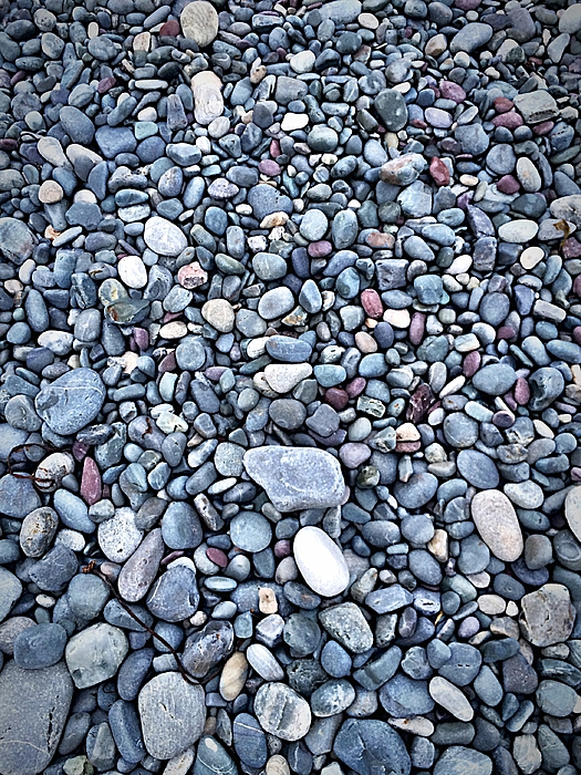 Full Frame Shot Of Stones Photograph by Glen Luff / EyeEm
