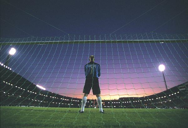 Fussball Em Schweden 1992 Photograph by Lutz Bongarts