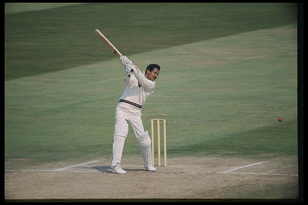 Gary Sobers of the West Indies Photograph by Adrian Murrell