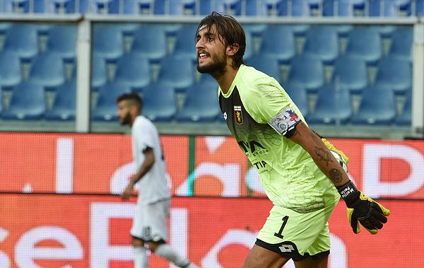 Genoa CFC v AC Cesena - TIM Cup Photograph by Paolo Rattini