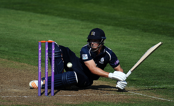Gloucestershire v Middlesex - Royal London One-Day Cup Photograph by Harry Trump