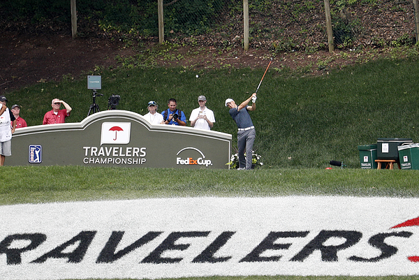 GOLF: JUN 25 PGA - Travelers Championship - Final Round Photograph by Icon Sportswire