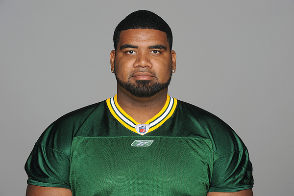 Green Bay Packers 2011 Headshots Photograph by Handout