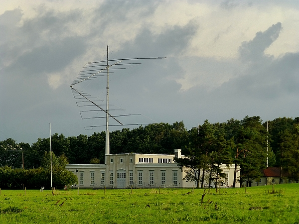 Grimeton Radiostation (Unesco WHS) Photograph by Frans Sellies