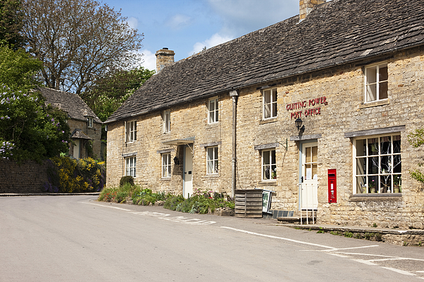 Guiting Power, Cotswolds, Gloucestershire Photograph by David Clapp