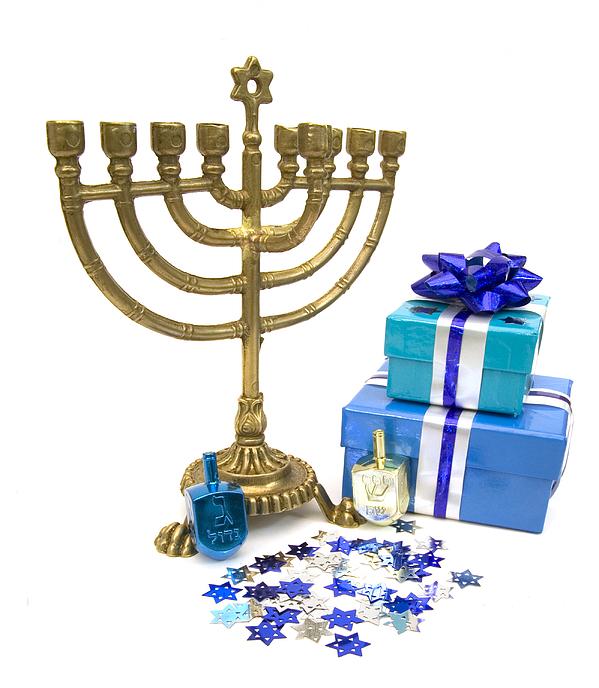 Hanukkah Still Life Photograph by SoopySue