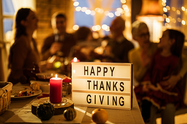 Happy Thanksgiving People! Photograph by Skynesher