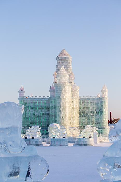 Harbin Ice Festival Photograph by DuKai photographer