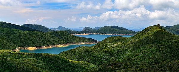 High Island Reservoir, Hong Kong Photograph by Joe Chen Photography