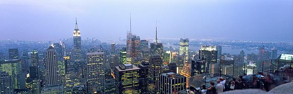 High view Photograph by Allan Baxter