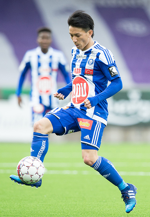 HJK Helsinki v FC Lahti - Finnish First Division Photograph by Getty Images