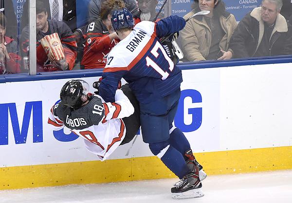 HOCKEY: DEC 27 IIHF World Junior Championship - Canada v Slovakia Photograph by Icon Sportswire
