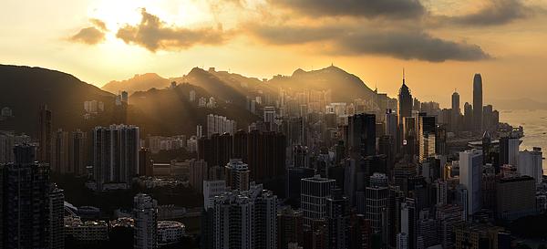 Hong Kong Island, Hong Kong Photograph by Joe Chen Photography