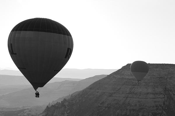Hot Air Balloons Against Sky Photograph by Afiqah Rizal / EyeEm