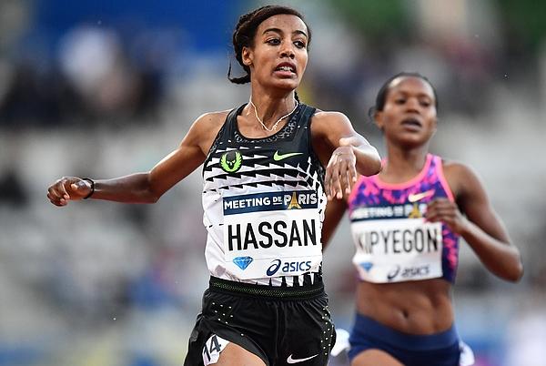 IAAF Diamond League Paris Photograph by Anadolu Agency