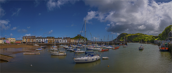 Ilfracombe Harbour Photograph by Southern Lightscapes-Australia