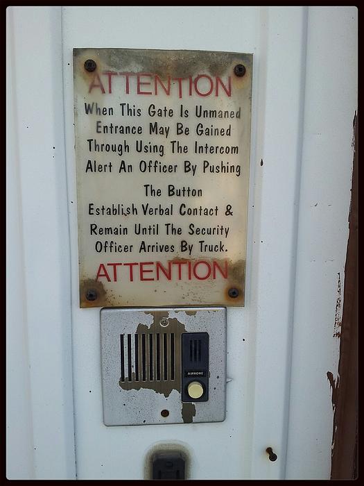 Information Sign Photograph by Robert Scheide / EyeEm