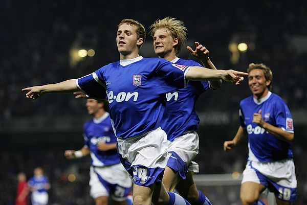 Ipswich Town v Coventry City Photograph by Jamie McDonald